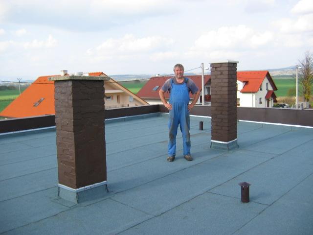 oprava strechy